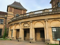 Eltham Palace, London wedding reception venue