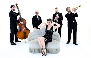 The Lady Gatsby Jazz Band - 1920s jazz band to hire