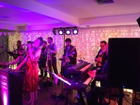 Down for the Count wedding reception entertainment Buckinghamshire