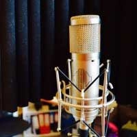 Professional sound recording