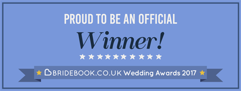 Bridebook Wedding Award Winners